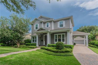 Orlando Single Family Home For Sale: 1206 Stetson Street