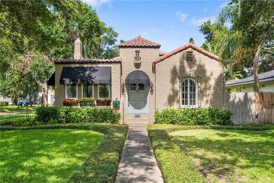 Winter Park Single Family Home For Sale: 1207 Kenwood Avenue