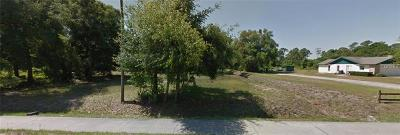 Mount Dora Residential Lots & Land For Sale: 6488 Willow Street