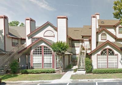 Altamonte Springs Condo For Sale: 622 Cambridge Way #115