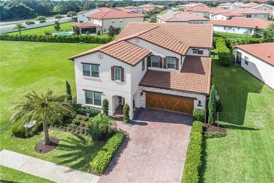 Orlando Single Family Home For Sale: 10824 Royal Cypress Way