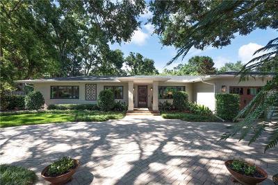 Winter Park Single Family Home For Sale: 30 E Stovin Avenue