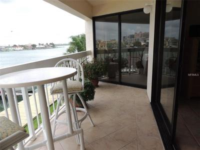 Clearwater Beach Condo For Sale: 640 Bayway Boulevard #205