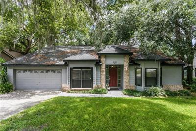 Longwood Single Family Home For Sale: 974 Bucksaw Place