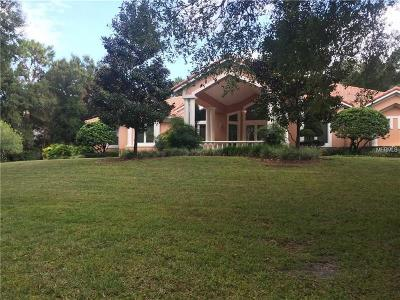 Longwood Single Family Home For Sale: 1000 Sweetwater Club Boulevard