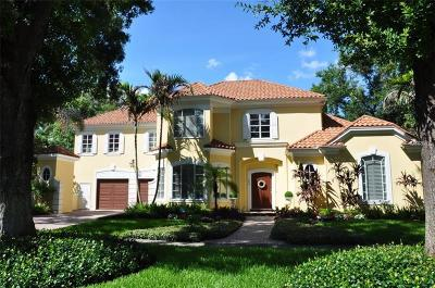Single Family Home For Sale: 506 S Royal Palm Way