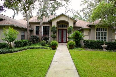 Winter Springs Single Family Home For Sale: 1151 Arbor Glen Circle