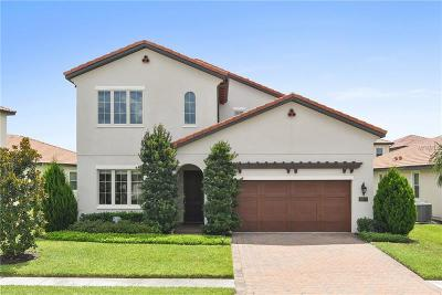 Orlando Single Family Home For Sale: 10770 Royal Cypress Way