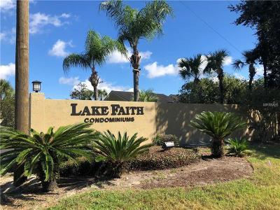 Maitland Condo For Sale: 203 W Lake Faith Drive #228