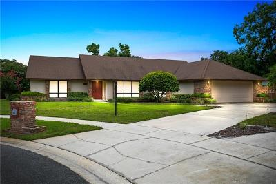 Orlando Single Family Home For Sale: 5532 Meadow Pine Court