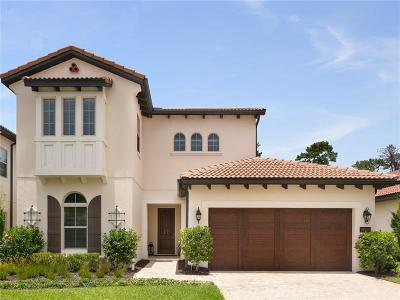 Orlando Single Family Home For Sale: 10360 Royal Cypress Way