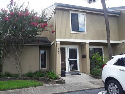 Maitland Condo For Sale: 369 W Lake Faith Drive #108