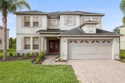 Single Family Home For Sale: 5205 Cape Hatteras Drive