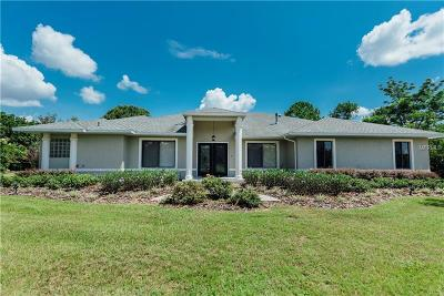 Eustis Single Family Home For Sale: 21411 Rollingwood Trail