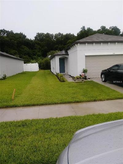 Zephyrhills Single Family Home For Sale: 3161 Moulden