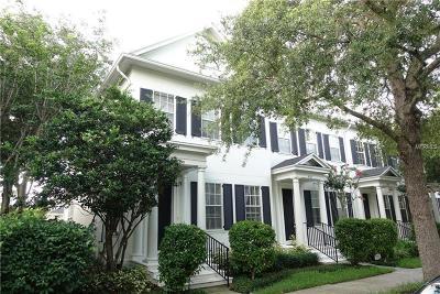 Orlando Townhouse For Sale: 4299 Corrine Drive