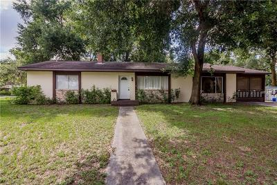 Clermont Single Family Home For Sale: 1319 11th Street