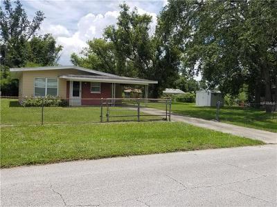 Single Family Home For Sale: 920 Neuse Avenue