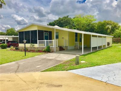 Winter Haven Mobile/Manufactured For Sale: 178 Sweet Circle