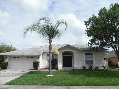 Hernando County, Hillsborough County, Pasco County, Pinellas County Rental For Rent: 2012 Dumont Drive