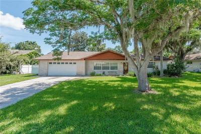Fruitland Park Single Family Home For Sale: 5501 Twin Palms Road