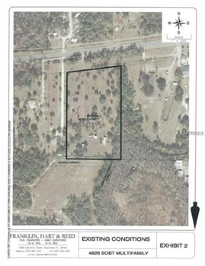 Kissimmee FL Residential Lots & Land For Sale: $1,850,000