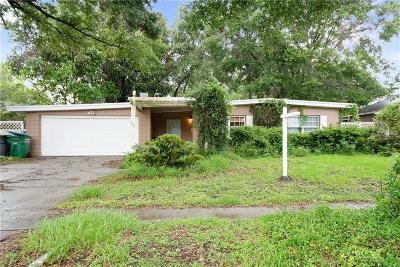 Winter Park Single Family Home For Sale: 509 Berwick Drive