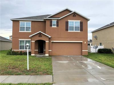 Winter Haven Single Family Home For Sale: 5796 Forest Ridge Drive