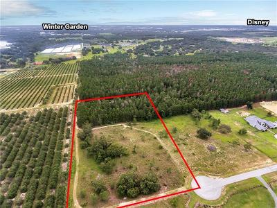 Winter Garden Residential Lots & Land For Sale: Colt Lane