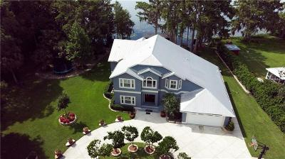 Sanford Single Family Home For Sale: 151 Lakeside Drive
