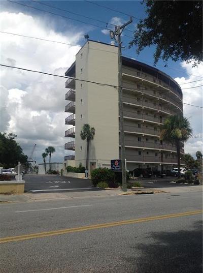 Daytona Condo For Sale: 100 Silver Beach Avenue #206