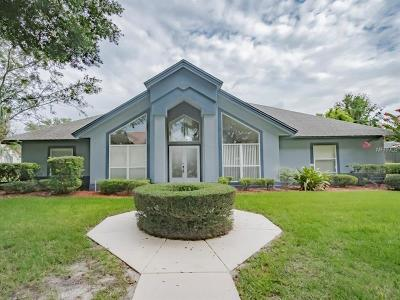 Orlando Single Family Home For Sale: 6549 Fairway Hill Court