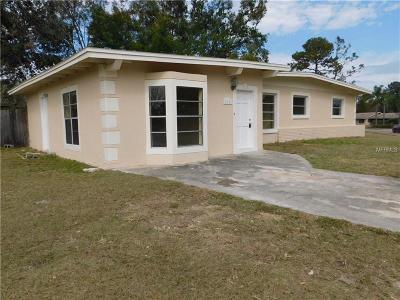 Orlando Single Family Home For Sale: 5402 Davisson Avenue