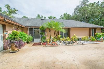 Winter Springs Single Family Home For Sale: 35 Jackson Circle