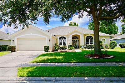 Lake Mary Single Family Home For Sale: 167 Oak Grove Circle