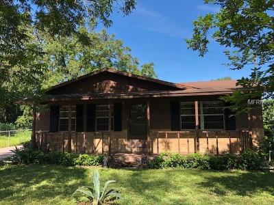 Mount Dora Single Family Home For Sale: 1825 Highland Park Boulevard