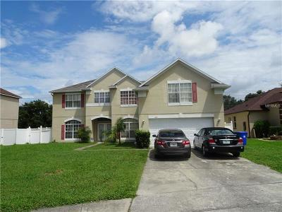 Ocoee Single Family Home For Sale: 1824 Honeydew Court