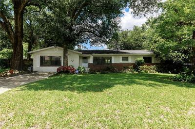 Altamonte Springs Single Family Home For Sale: 990 Blackwood Street