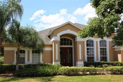 Oviedo Single Family Home For Sale: 2695 Aloma Oaks Drive