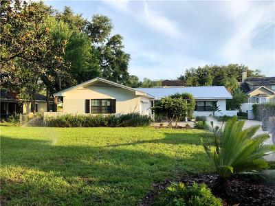 Maitland Single Family Home For Sale: 1670 Cheyenne