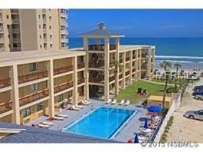 New Smyrna Beach Condo For Sale: 3509 S Atlantic Avenue