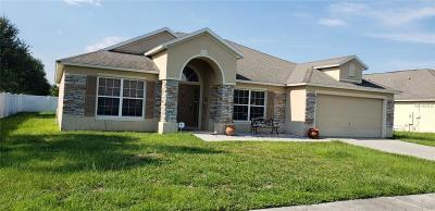 Kissimmee Single Family Home For Sale: 4619 Woodford Drive