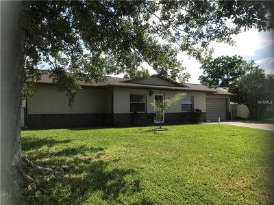 Kissimmee Single Family Home For Sale: 741 Maderia Court