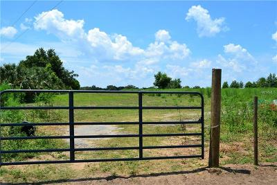 Haines City Residential Lots & Land For Sale: 2683 Smith Road