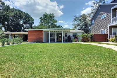 Orlando Single Family Home For Sale: 30 E Rosevear Street