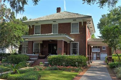 Orlando Single Family Home For Sale: 213 E Concord Street