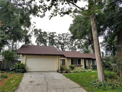 Orlando Single Family Home For Sale: 8009 Applehill Court