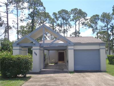 Daytona Single Family Home For Sale: 112 Innisbrook Circle