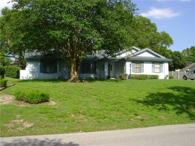 Leesburg Single Family Home For Sale: 34024 Highland Road