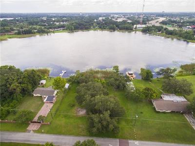 Orange County, Osceola County Residential Lots & Land For Sale: 3301 Bay Lake Road